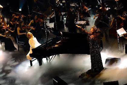 YOSHIKI サラ・ブライトマンのワールドツアーに参加決定、コラボ曲「Miracle」は米国、ブラジル、ドイツなど15カ国でトップ10入り