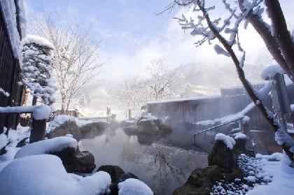 これぞ日本の湯!冬に行きたい「雪見温泉ランキング」