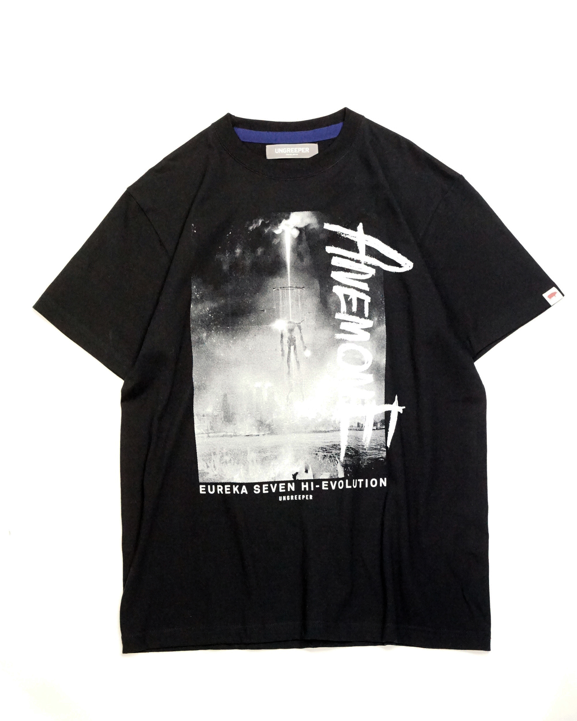 UNGREEPERコラボレーションTシャツ01