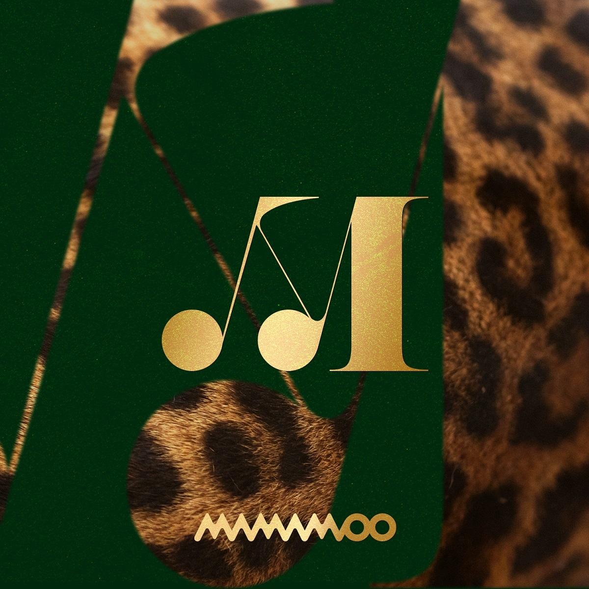MAMAMOO『TRAVEL』(deep green ver.)