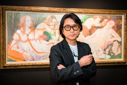 藤井フミヤに聞く、16年ぶりの個展『THE DIVERSITY 多様な想像新世界』の見どころ