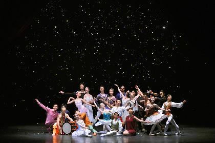 菅井円加&二山治雄 ローザンヌ国際バレエコンクール受賞者が競演 『横浜バレエフェスティバル2016』が開催に