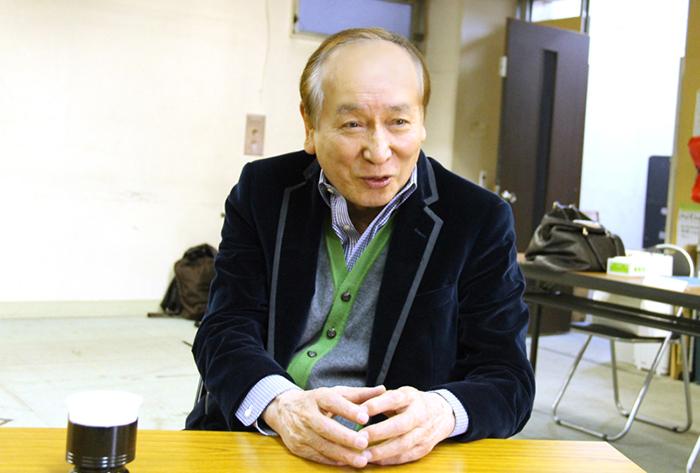 村井國夫(撮影:SPICE)