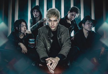 coldrain、『ONE THOUSAND MILES TOUR』東京公演に出演決定