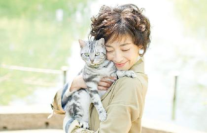 宮沢りえ主演ドラマ『グーグーだって猫である』続編、黒木華らも続投