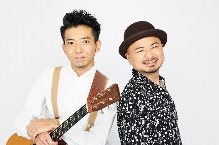 (左)森慎太郎(右)江口直人