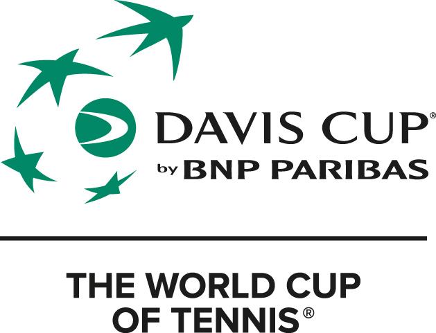 今年のデビスカップ・プレーオフは、今年もゲンの良い大阪・靭テニスセンターで開催される