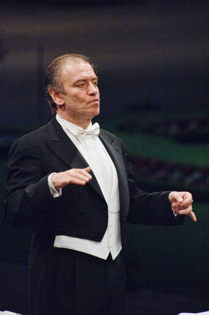 カリスマ指揮者、ゲルギエフ (c) Terry Linke