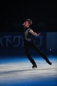 欧州組最後の1人はデニス・ヴァシリエフス! 織田信成も出場の『Japan Open』『カーニバル・オン・アイス』