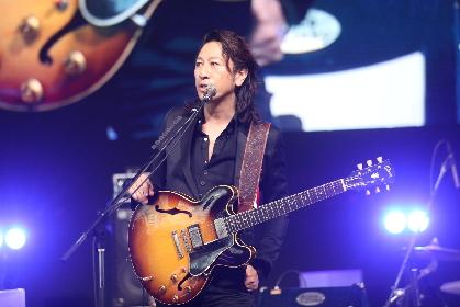 TAKURO(GLAY)、『JAZZ JAPAN AWARD 2019』アルバム・オブ・ザ・イヤー ニュー・ジャズ部門を受賞 受賞記念演奏を披露
