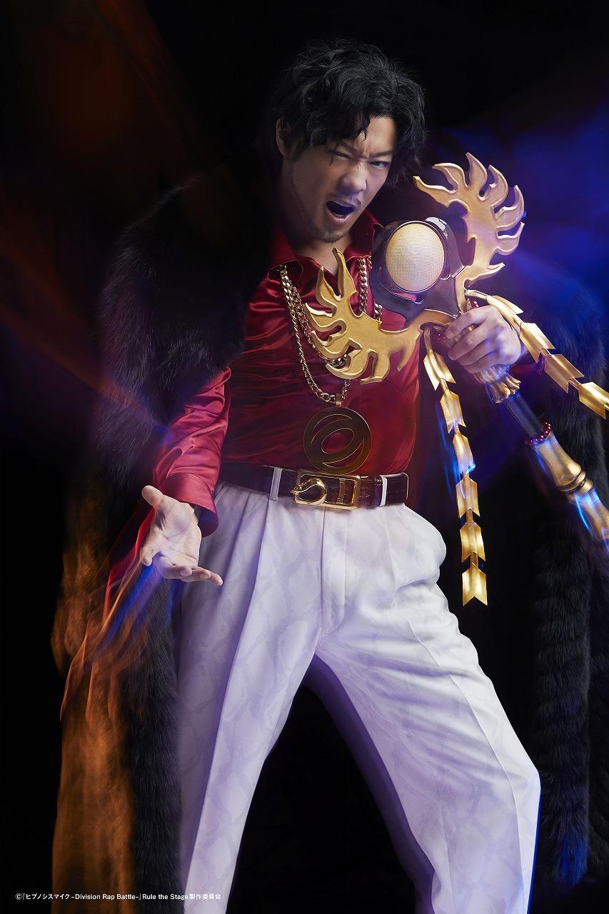 天谷奴 零:東山義久  (C)『ヒプノシスマイク-Division Rap Battle-』Rule the Stage 製作委員会