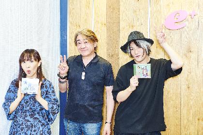 「野村義男のおなか(ま)いっぱい おかわりコラム」おかわり22杯目は、7月に31枚目となるシングルをリリースしたangelaが登場