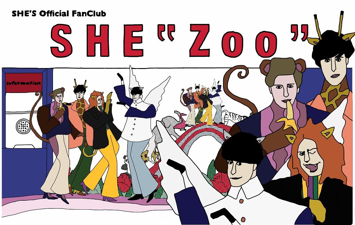"""SHE""""Zoo"""""""