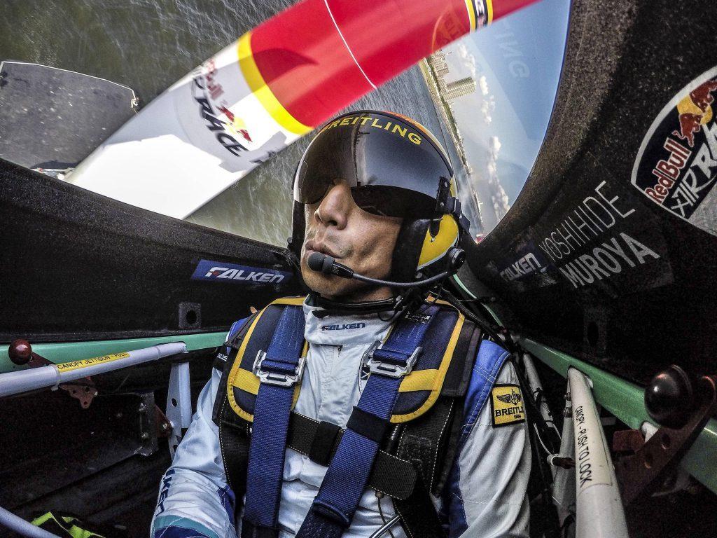 パイロットに掛かる重力加速度は最大12Gにも及ぶ ©︎ Predrag Vuckovic / Red Bull Content Pool