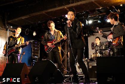戸塚祥太(A.B.C-Z)、加藤和樹らが現代にビートルズを蘇らせる! 舞台『BACKBEAT』製作発表レポート