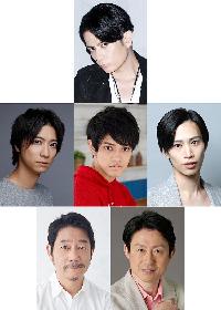 鈴木勝秀による「能と現代劇の融合」を目指す新作シリーズが幕開け 佐藤アツヒロと新作会話劇に挑む