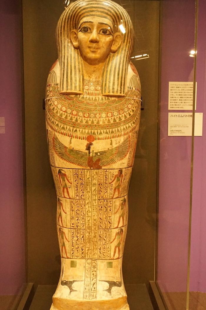 《ハイトエムハトの棺》(紀元前722年〜332年頃)