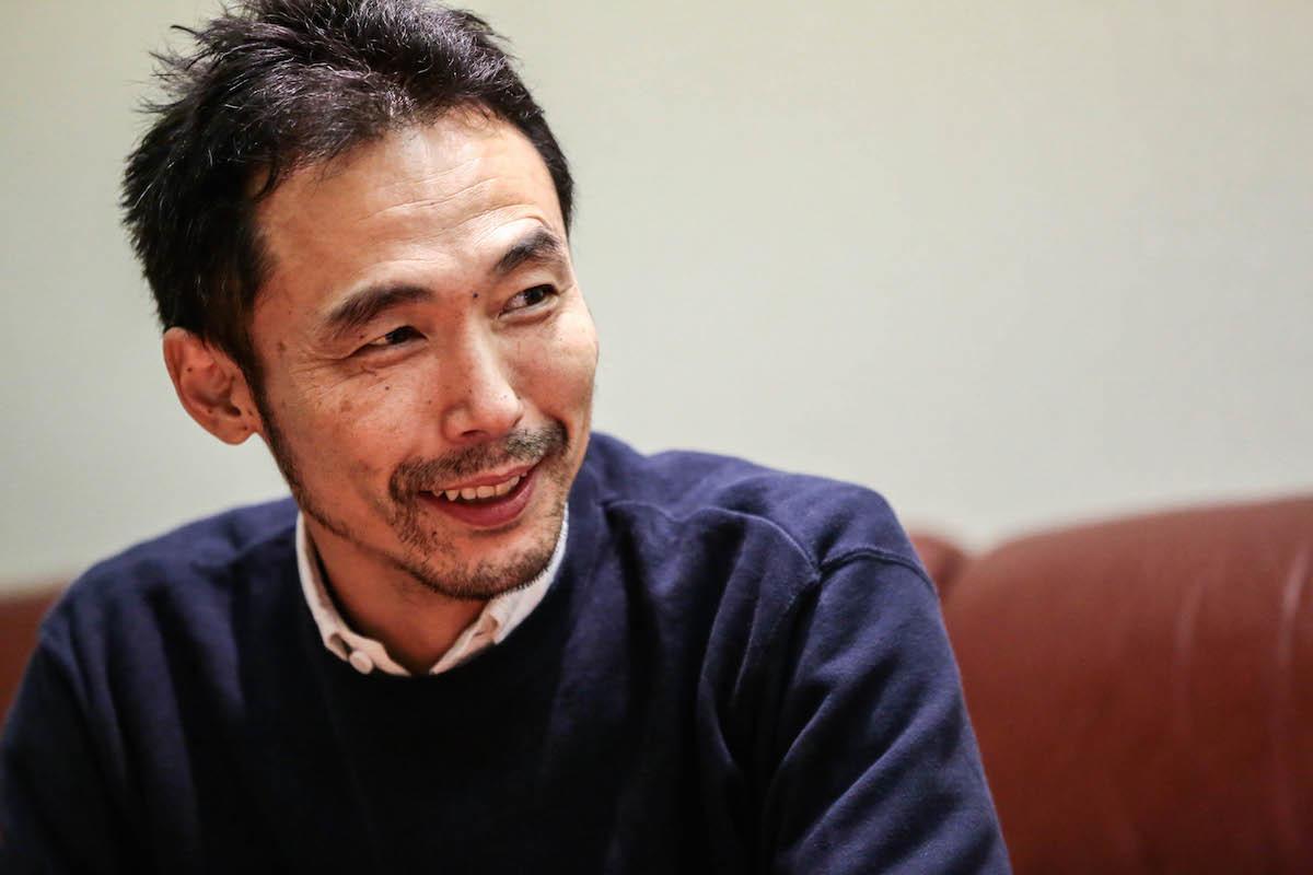 "FRONTIER BACKYARD・福田""TDC""忠章 撮影=風間大洋"