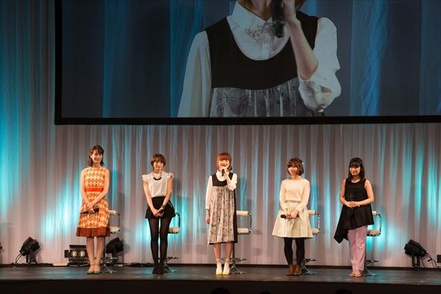 劇場アニメ『ポッピンQ』声優陣が演じる5人のヒロインの素顔とは?