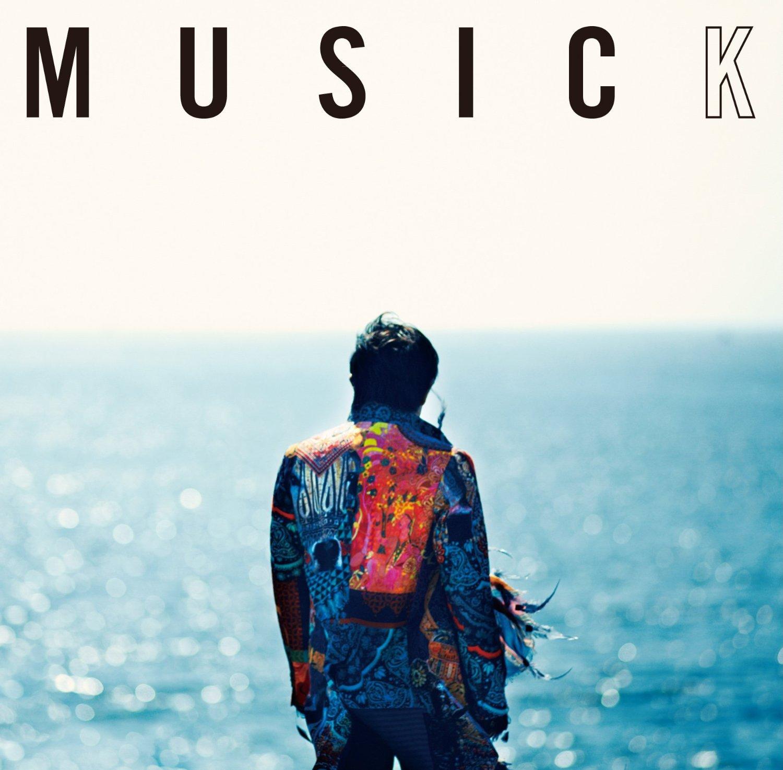 宮沢和史ベストアルバム『MUSICK』通常盤