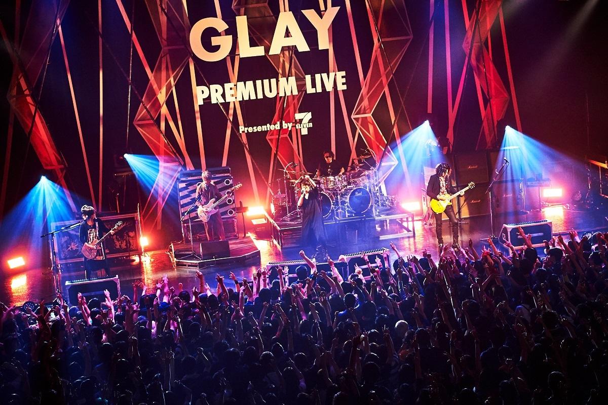 GLAY 撮影=田辺佳子