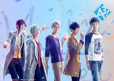 MANKAI STAGE『A3!』~WINTER 2020~、8月に上演が決定 LV&全公演ライブ配信も
