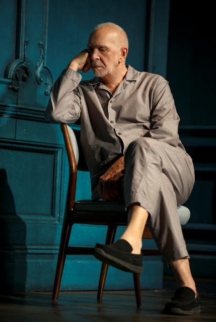 『父』フランク・ランジェラ PHOTO=JOAN MARCUS