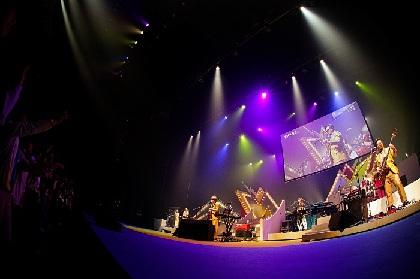 ゲスの極み乙女。大阪・フェスティバルホールでツアーファイナル 2020年6月のアリーナ公演を発表