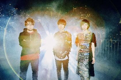 Base Ball Bear、アルバム『光源』ツアーの追加公演を発表