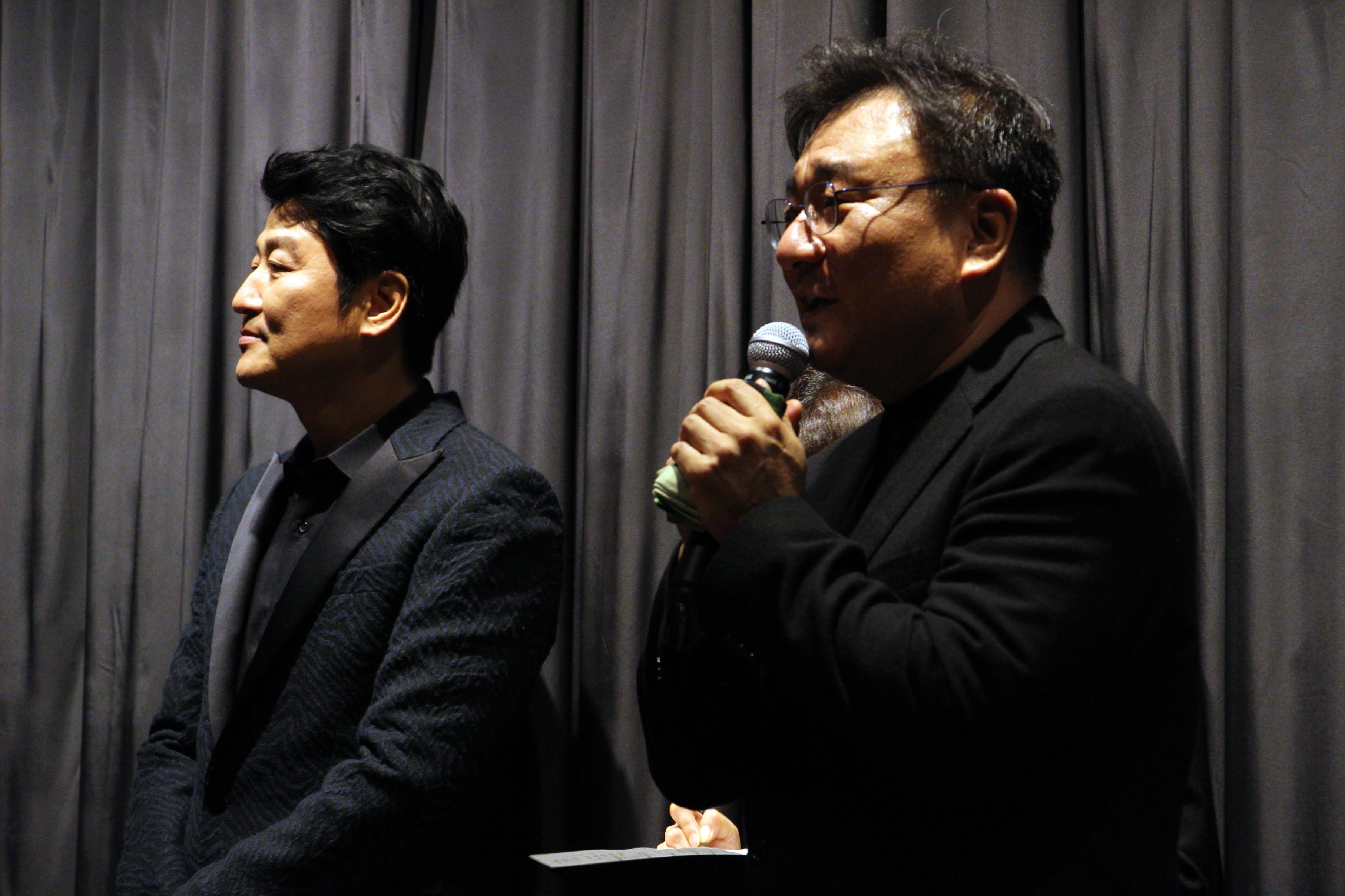 ソン・ガンホ&キム・ジウン監督との次回作『密偵(原題)』についての発言も