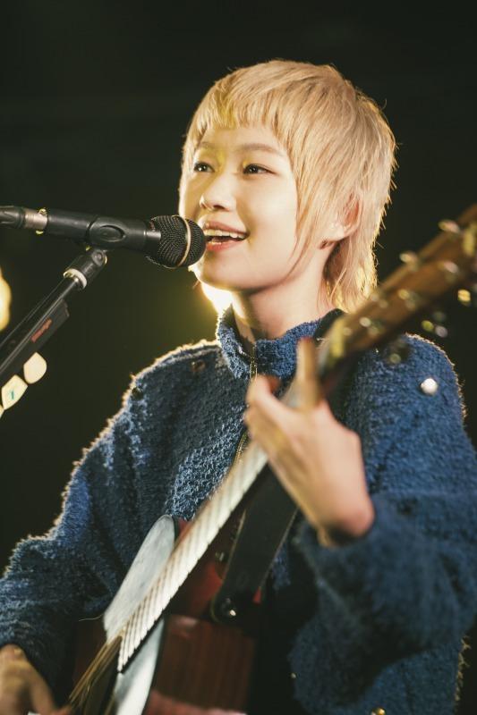 林青空ライブ写真  Photo by りゅーじ