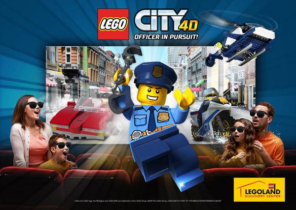 レゴ®シティヒーローチャレンジ