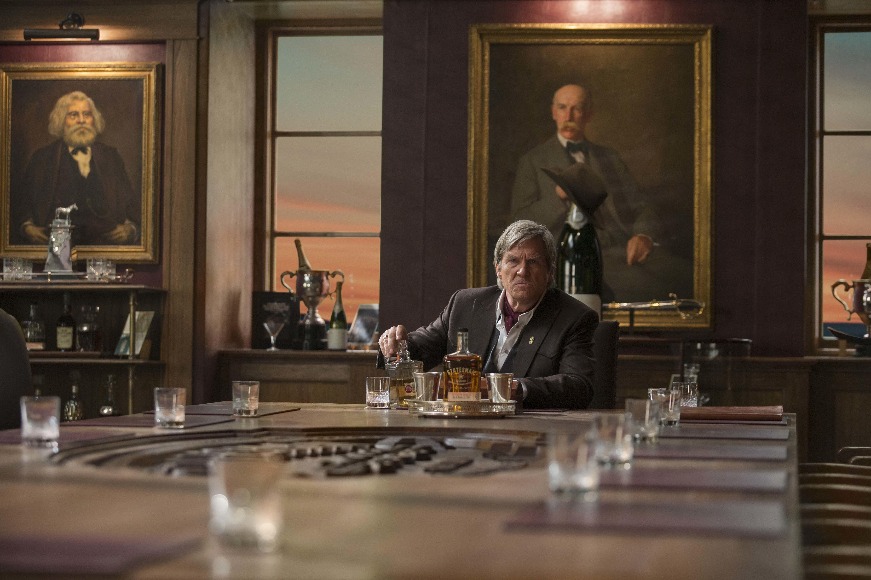 『キングスマン:ゴールデン・サークル』ジェフ・ブリッジス (C)2017 Twentieth Century Fox Film Corporation