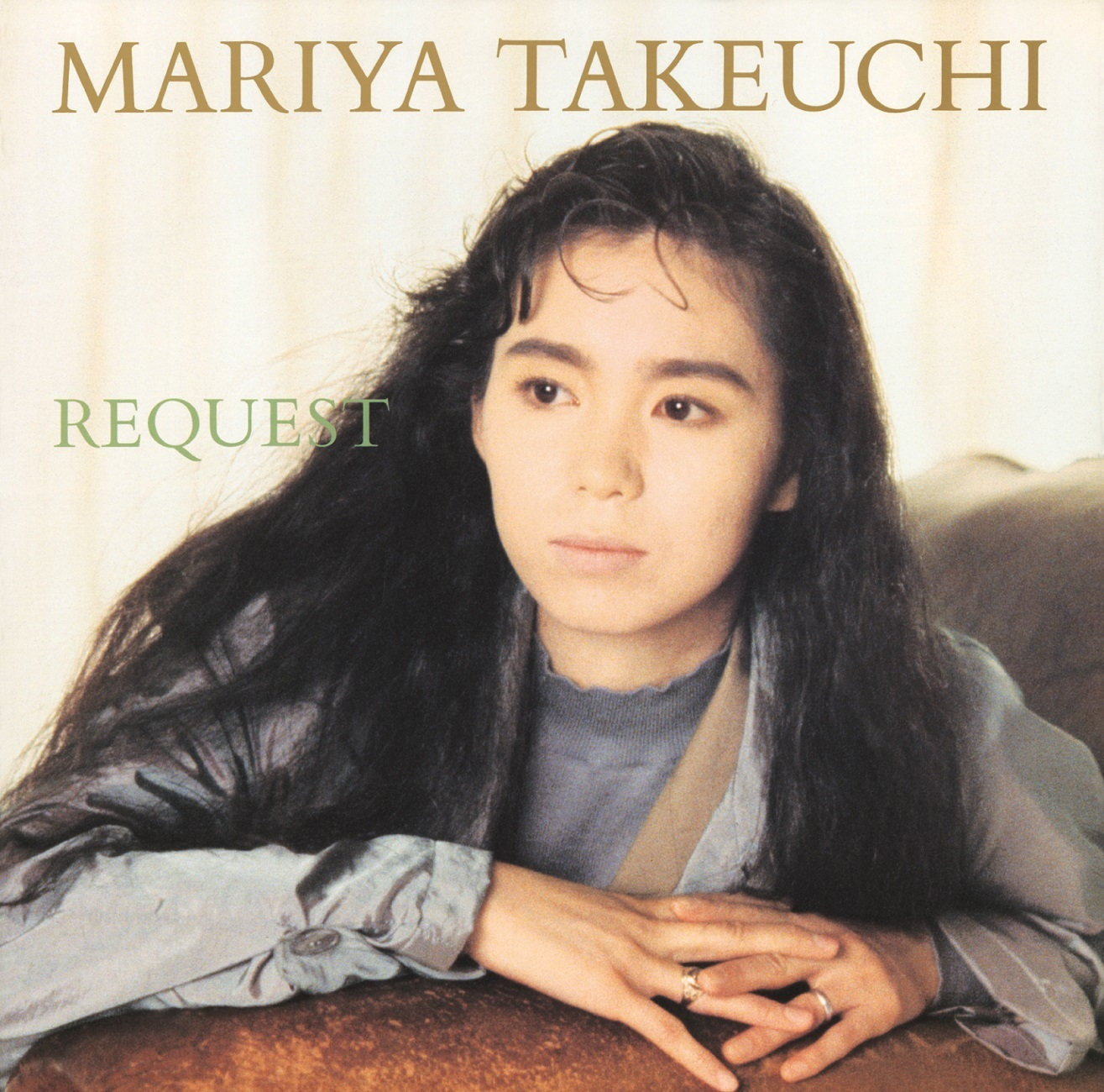 竹内まりや『REQUEST -30th ANNIVERSARY EDITION-』