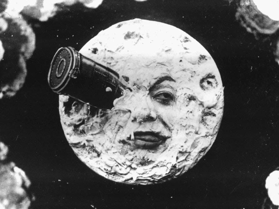 『月世界旅行』
