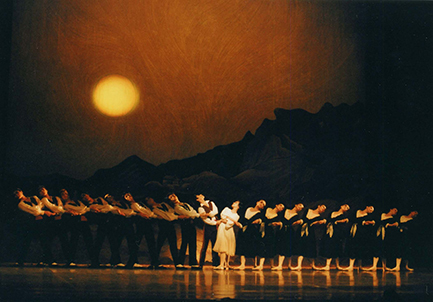 『アルルの女』 1999年 ダンス・ヴァンテアンⅦ (撮影:山廣康夫)