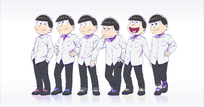 おそ松さんファンクラブ用ビジュアル (C)赤塚不二夫/おそ松さん製作委員会