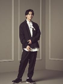 高野洸、1stアルバム『ENTER』ジャケット、アーティスト写真を公開