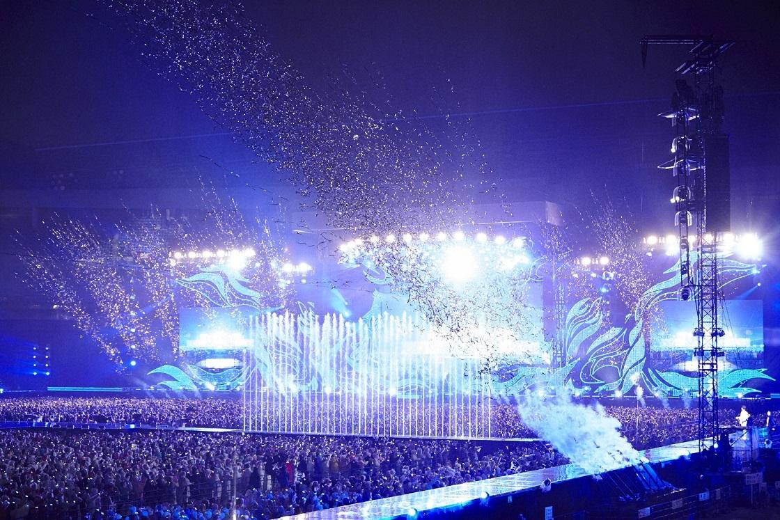『東方神起 LIVE TOUR ~Begin Again~ Special Edition in NISSAN STADIUM』