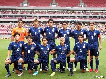 U-22サッカー日本代表がブラジルに勝利! 次戦は11/17に広島でコロンビア戦