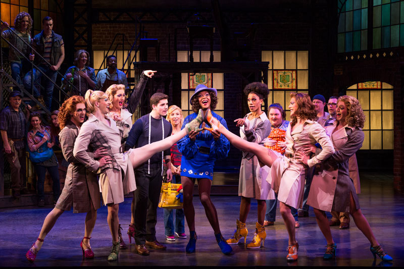 Kinky Boots National Touring Company. Photo Matthew Murphy