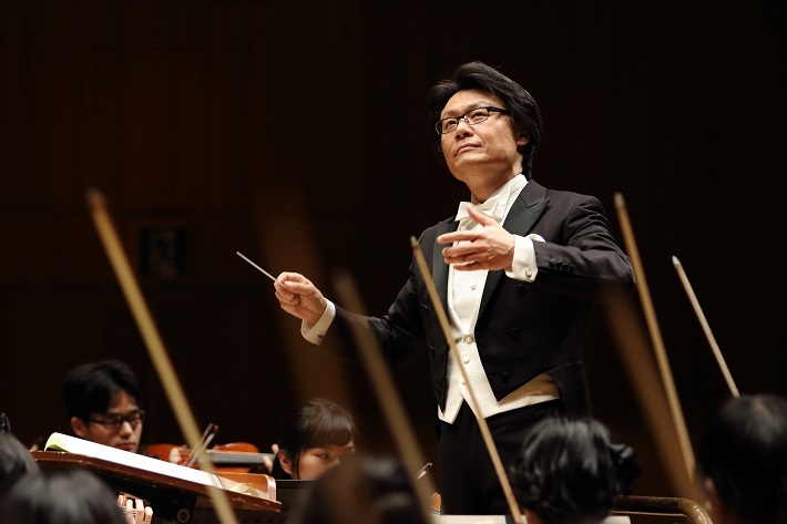 今シーズンで大阪交響楽団の常任...