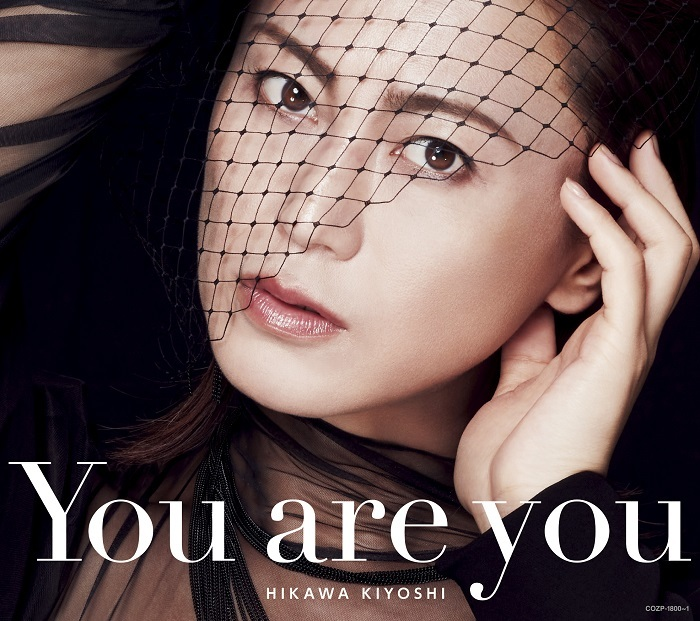 『You are you』初回盤J写