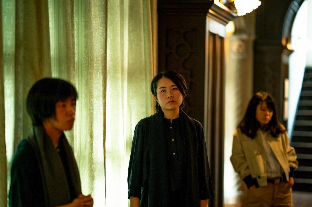 演劇博物館『リンドバークたちの飛行』  過去公演写真:瀬尾憲司