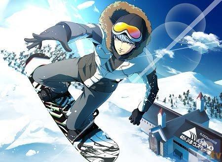 画像ペルソナ4 ザゴールデンがtvに帰ってくる めいほうスキー