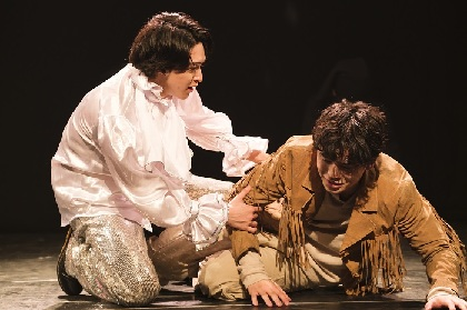 鈴木康介、小原汰武らが所属するウズイチ第6回公演『ダンス・オブ・ウォーリアーin浅草』が開幕