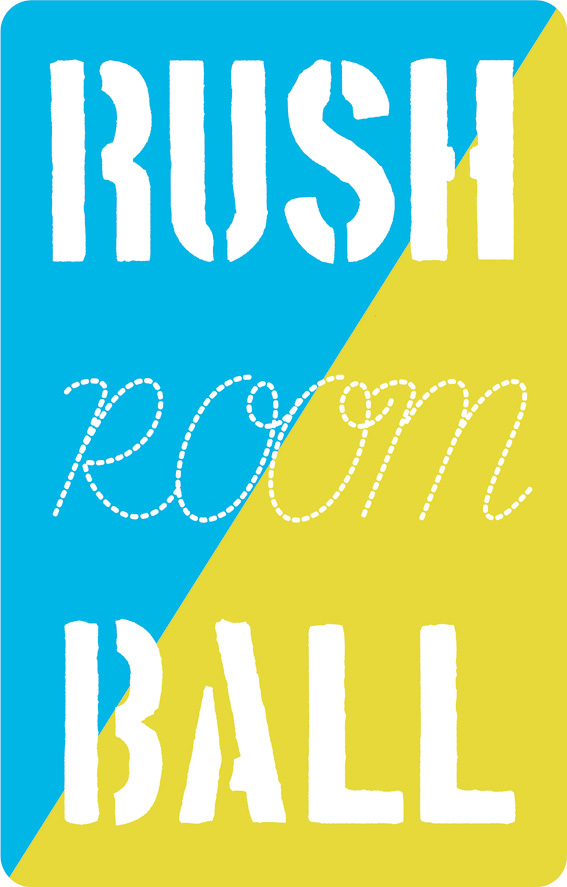 『RUSH BALL ROOM』