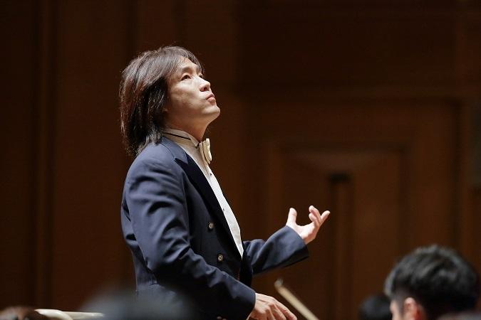 日本センチュリー交響楽団 首席指揮者 飯森範親 (c)s.yamamoto