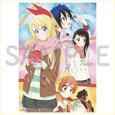 ソフマップ(BD/DVD取扱店及びドットコム):B3布ポスター