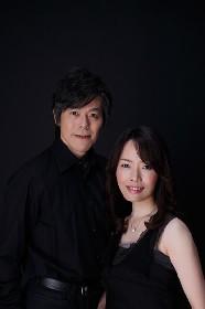 """中井恒仁&武田美和子(ピアノデュオ) デュオの決め手は""""阿吽の呼吸"""""""